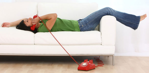 Advantages of Landline