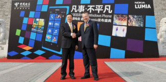 Lumia Smartphone china