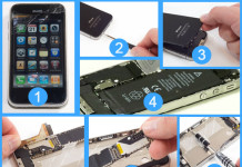 How to Fix your iPhone broken display
