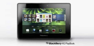 BlackBerry PlayBook 4G