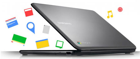 Touch Capable Chrome Book