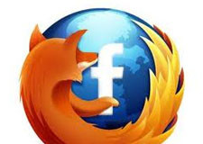 Integrate Facebook in Firefox