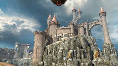 Epic Citadel Game for Android