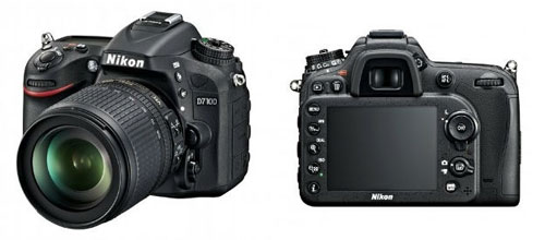Technical Specifications of Nikon D7100