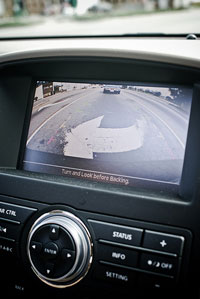Escort Rear-view Smartsite System