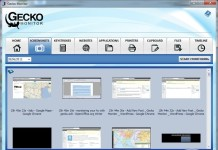 gecko monitor software