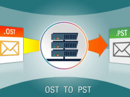 ost to pst converter